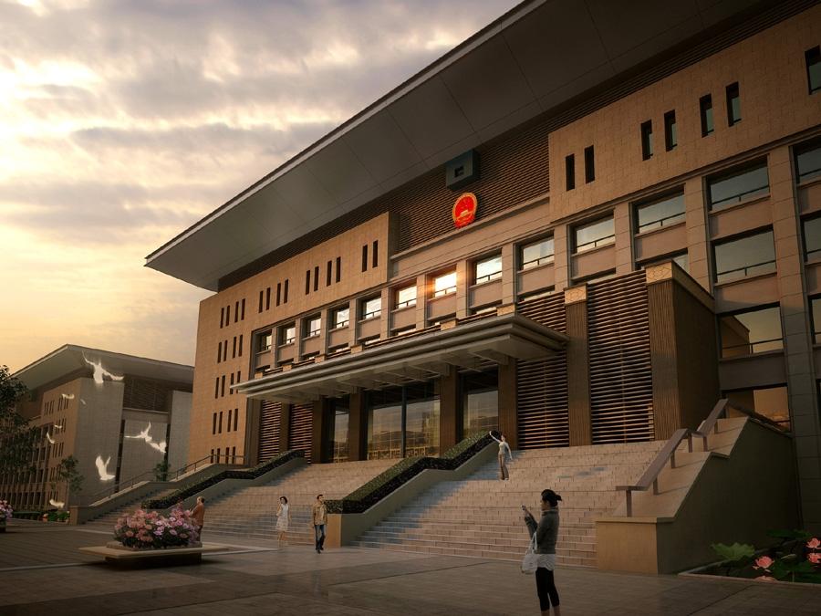 关于桐城市政务中心项目建设的公示_桐城人