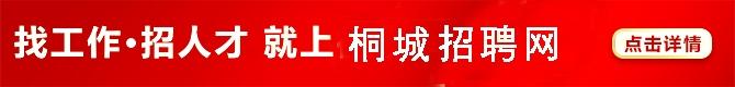 安徽省人民银行系统2020年度聘用制岗位人员招考公告-桐城人才